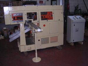 Soap Stamper ST-Simplo Mazzoni - Stamping process - Soap finishing line