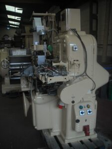 Soap Wrapper GD-4000S - Wrapping process