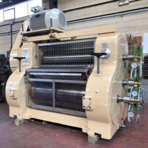 Roll Mill RM 400-3 Lehmann - Refining process - Soap finishing line