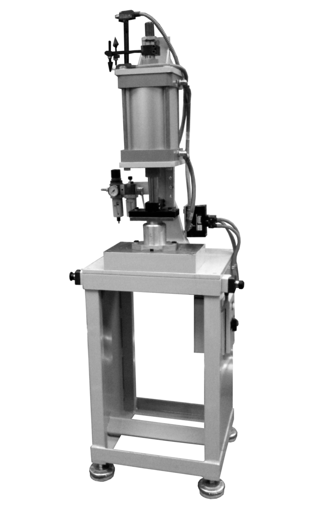 Soap semi-automatic stamper for small production
