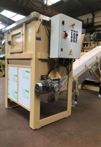 Amalgamator MS-1000 IMJ - Dosing & Mixing Process