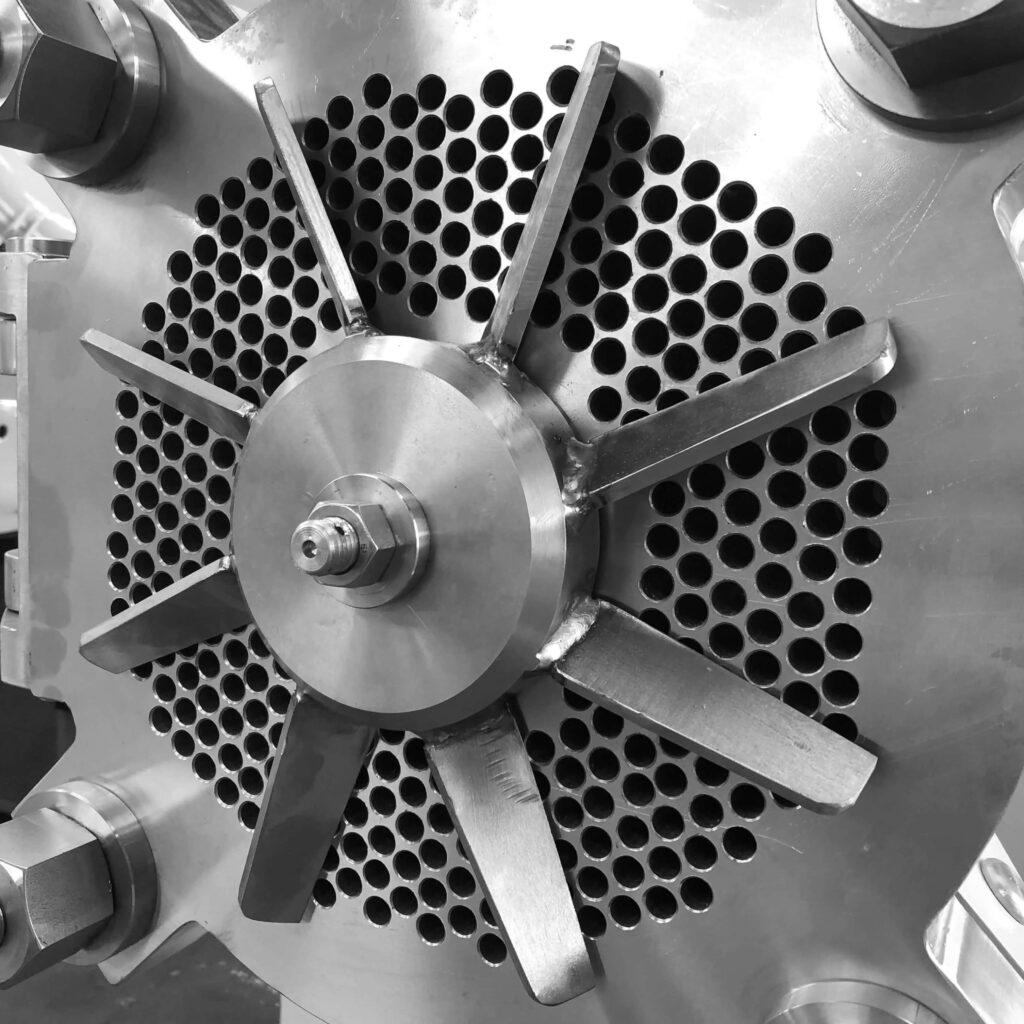 Soap Refining Group - Soap Refiner / Plodder - Refine Process