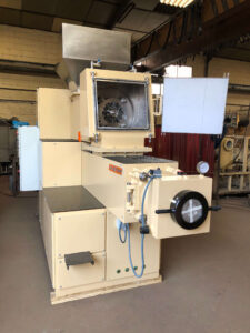 Duplex Vacuum Plodder M-250_M-300 - Refining and Extrusion Process - Soap Finishing Line
