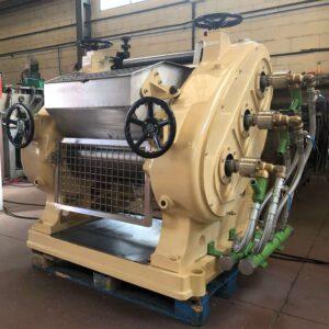 Roll Mill RM 300-3 Heida - Refining process - Soap finishing line