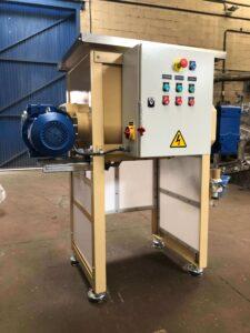 Amalgamator Mixer BZ-50 - Dosing and Mixing Process - Soap Finishing Line